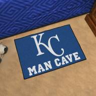 Kansas City Royals Man Cave Starter Mat