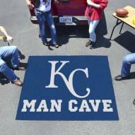 Kansas City Royals Man Cave Tailgate Mat
