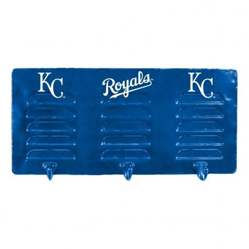 Kansas City Royals Metal Coat Rack