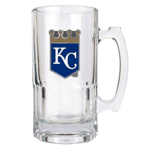 Kansas City Royals MLB 1 Liter Glass Macho Mug