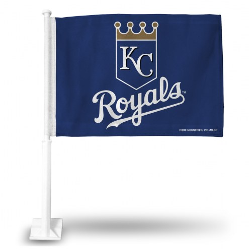 Kansas City Royals MLB Car Flag