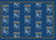 Kansas City Royals MLB Repeat Area Rug
