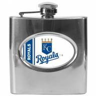 Kansas City Royals MLB 6 Oz. Stainless Steel Hip Flask