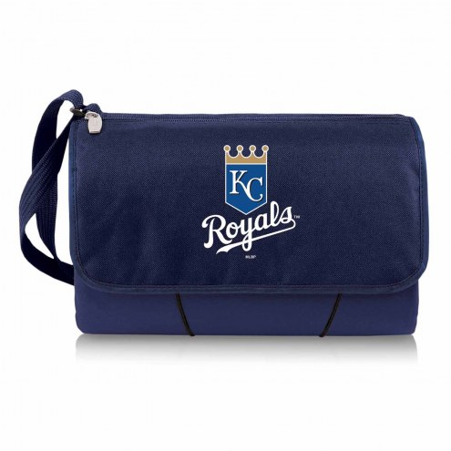 Kansas City Royals Navy Blanket Tote