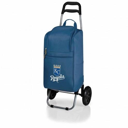 Kansas City Royals Navy Cart Cooler