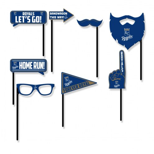 Kansas City Royals Party Props Selfie Kit
