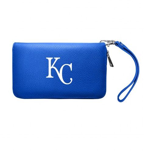 Kansas City Royals Pebble Organizer Wallet