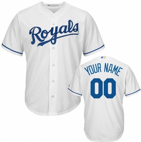 Kansas City Royals Personalized Replica Home Baseball Jersey