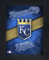 Kansas City Royals Framed 3D Wall Art