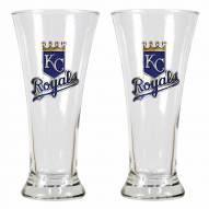 Kansas City Royals Premiere Pilsner Glass Set