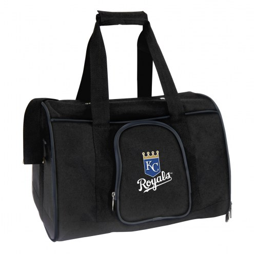 Kansas City Royals Premium Pet Carrier Bag