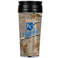 Kansas City Royals RealTree Camo Coffee Mug Tumbler