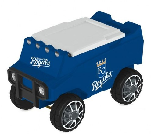 Kansas City Royals Remote Control Rover Cooler