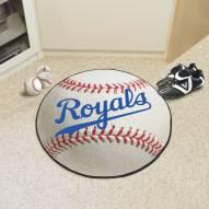Kansas City Royals Baseball Rug