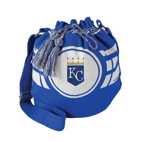 Kansas City Royals Ripple Drawstring Bucket Bag