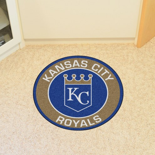 Kansas City Royals Rounded Mat