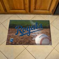 Kansas City Royals Scraper Door Mat