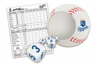 Kansas City Royals Shake N' Score Travel Dice Game