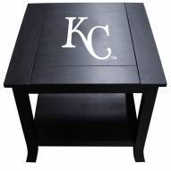Kansas City Royals Side Table