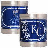 Kansas City Royals Stainless Steel Hi-Def Coozie Set