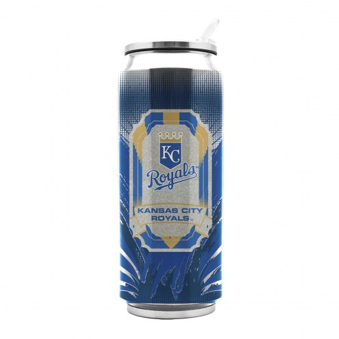 Kansas City Royals Stainless Steel Thermo Can