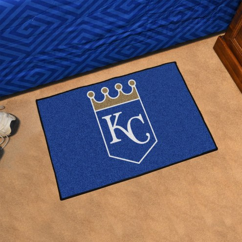 Kansas City Royals Starter Rug