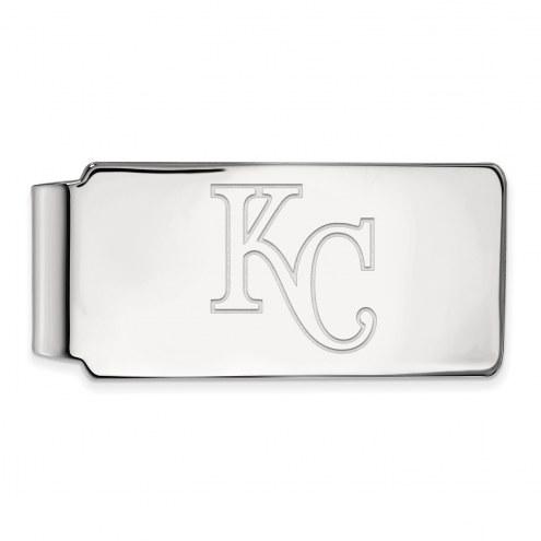 Kansas City Royals Sterling Silver Money Clip