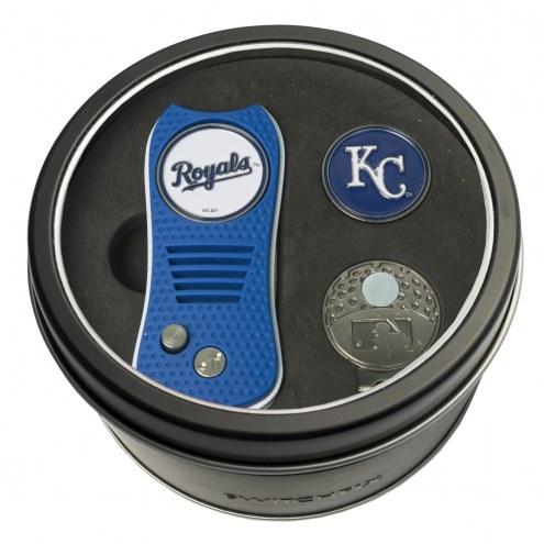 Kansas City Royals Switchfix Golf Divot Tool, Hat Clip, & Ball Marker