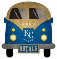 Kansas City Royals Team Bus Sign