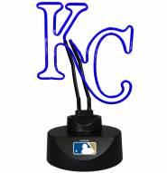 Kansas City Royals Team Logo Neon Lamp