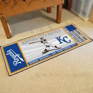 Kansas City Royals Ticket Runner Rug