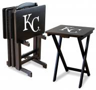 Kansas City Royals TV Trays - Set of 4