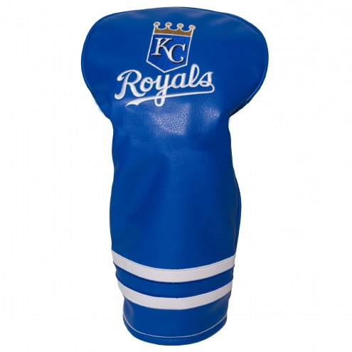 Kansas City Royals Vintage Golf Driver Headcover
