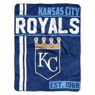 Kansas City Royals Walk Off Throw Blanket