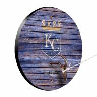 Kansas City Royals Weathered Design Hook & Ring Game