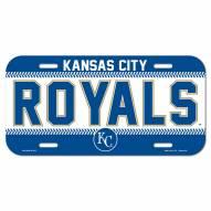 Kansas City Royals License Plate