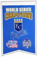 Kansas City Royals Champs Banner