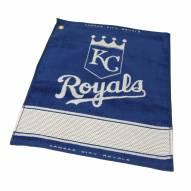 Kansas City Royals Woven Golf Towel
