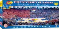 Kansas Jayhawks 1000 Piece Panoramic Puzzle