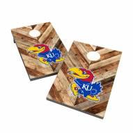 Kansas Jayhawks 2' x 3' Cornhole Bag Toss