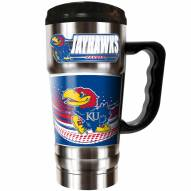 Kansas Jayhawks 20 oz. Champ Travel Mug