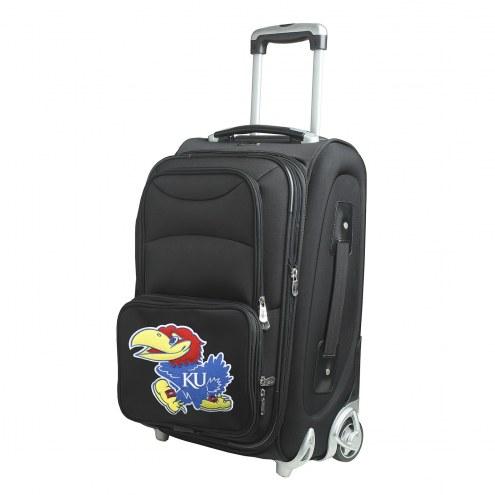 "Kansas Jayhawks 21"" Carry-On Luggage"
