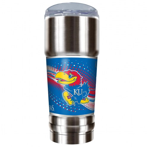 Kansas Jayhawks 32 oz. Pro Vacuum Insulated Tumbler
