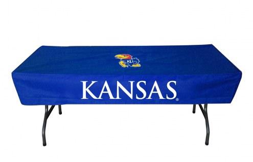 Kansas Jayhawks 6' Table Cover