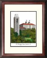 Kansas Jayhawks Alumnus Framed Lithograph