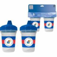 Kansas Jayhawks Sippy Cup - 2 Pack