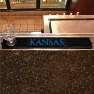 Kansas Jayhawks Bar Mat