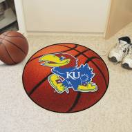 Kansas Jayhawks Basketball Mat