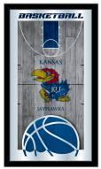 Kansas Jayhawks Basketball Mirror
