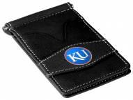 Kansas Jayhawks Black Player's Wallet